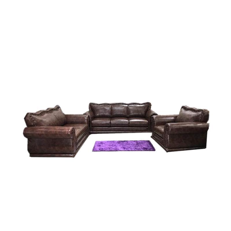 Best Furniture Wellington's Hazard 321 Set Sofa - Brown
