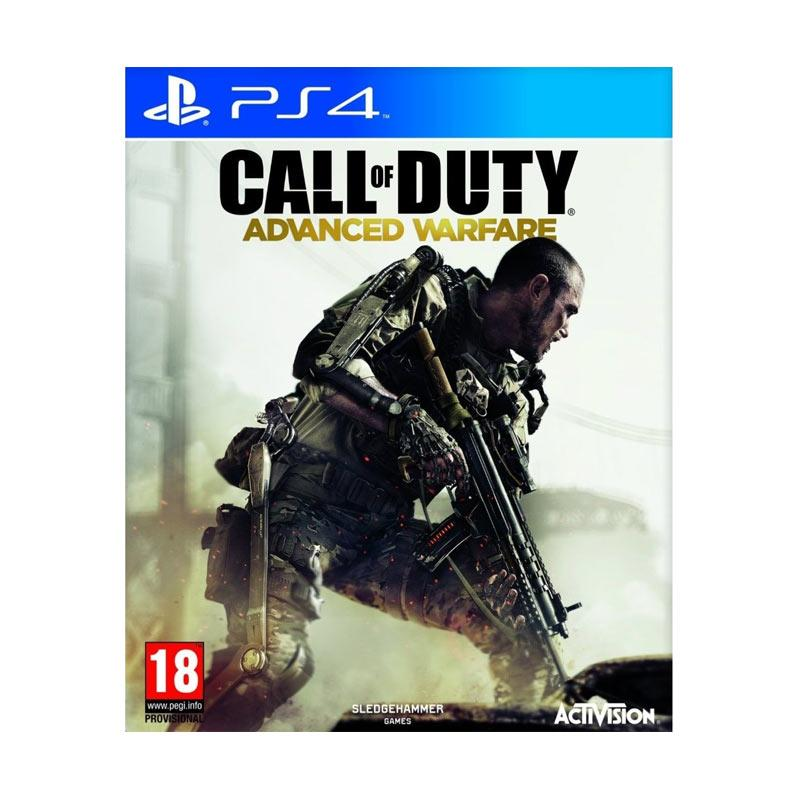 SONY Playstation 4 Call of Duty: Advanced Warfare Digital Download Game [Basic]