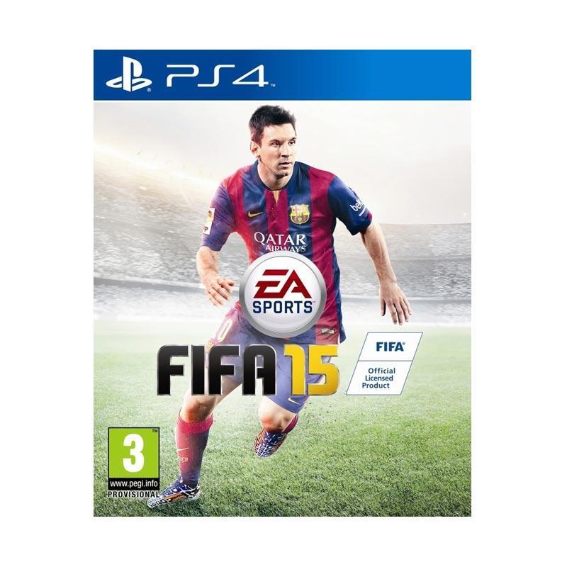 SONY Playstation 4 FIFA 15 Digital Download Game [Basic]