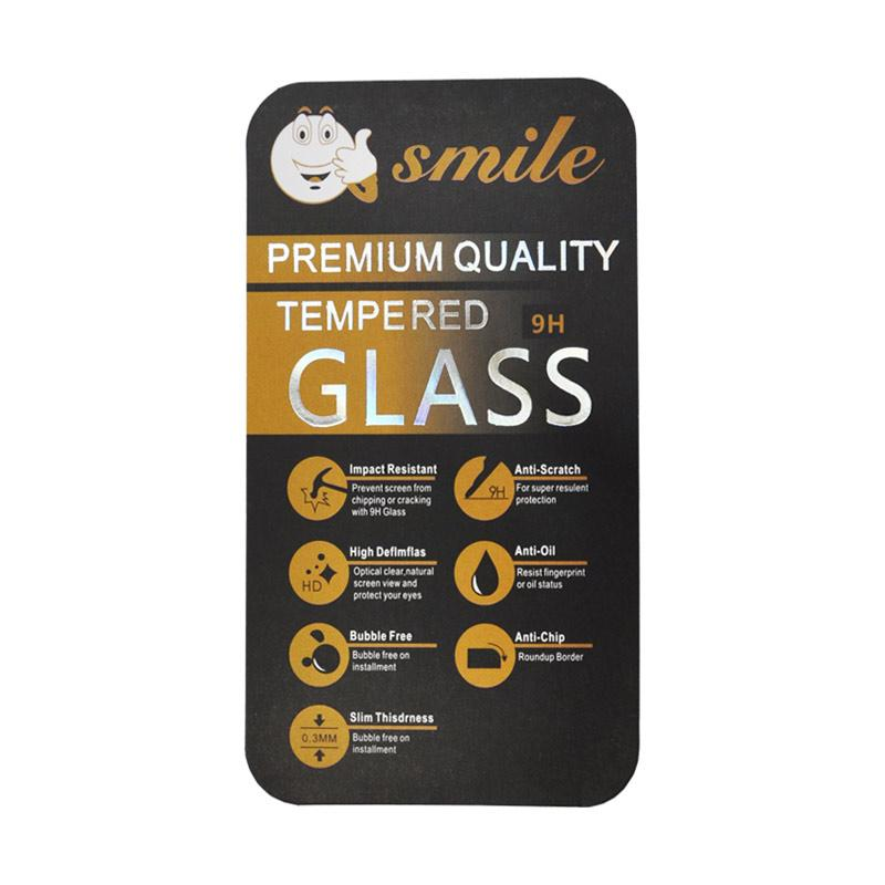 Smile Premium Quality Tempered Glass Screen Protector for LG K10 2017