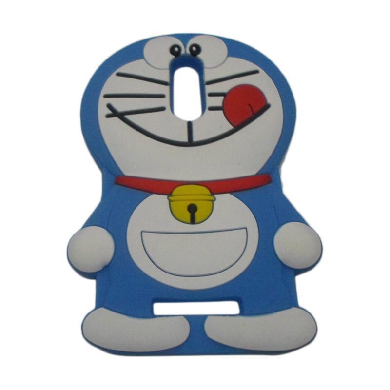 Jual Oem 3d Karakter Kartun Doraemon Softcase Casing Xiaomi Redmi