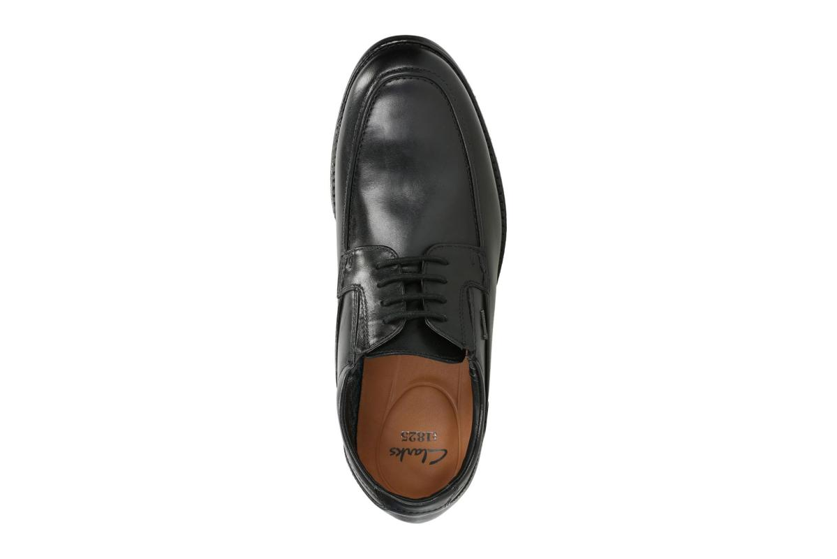 harga Clarks HoptonTime Lea Sepatu Formal Pria - Black GTX Blibli.com