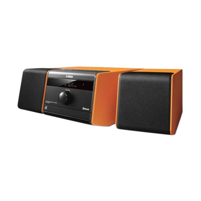 Yamaha MCR-B020 Bluetooth Speaker - Orange