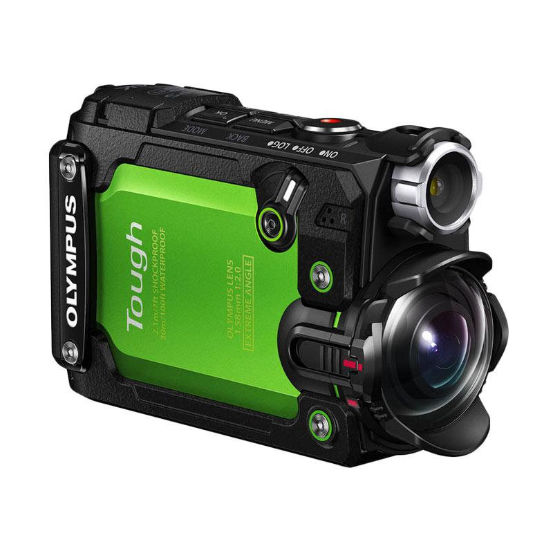 Olympus Stylus TG Tracker Action Camera Green