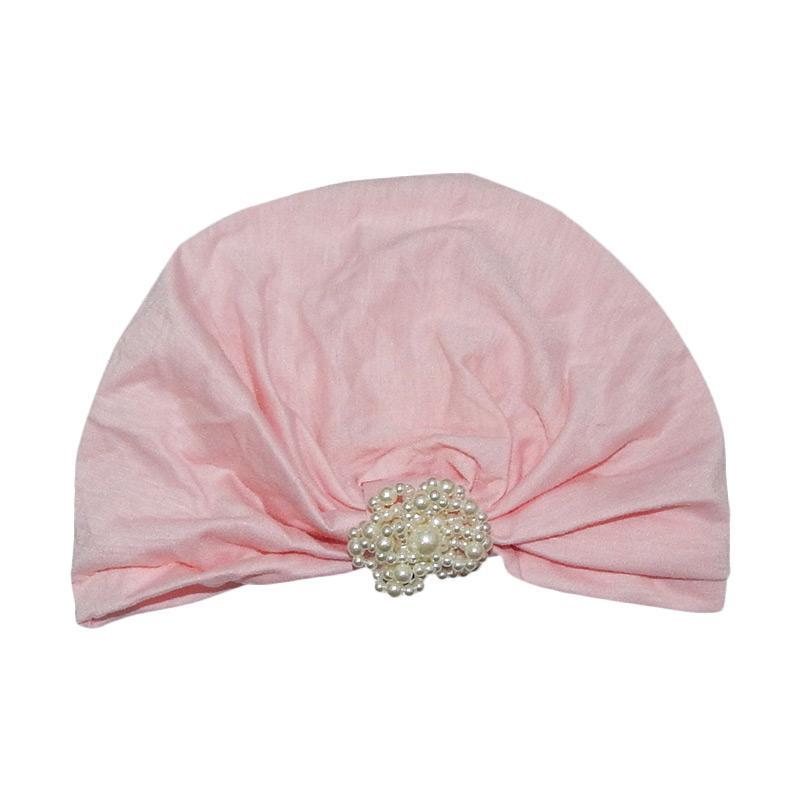 Wonderland G.Top Turban Bayi - Pink