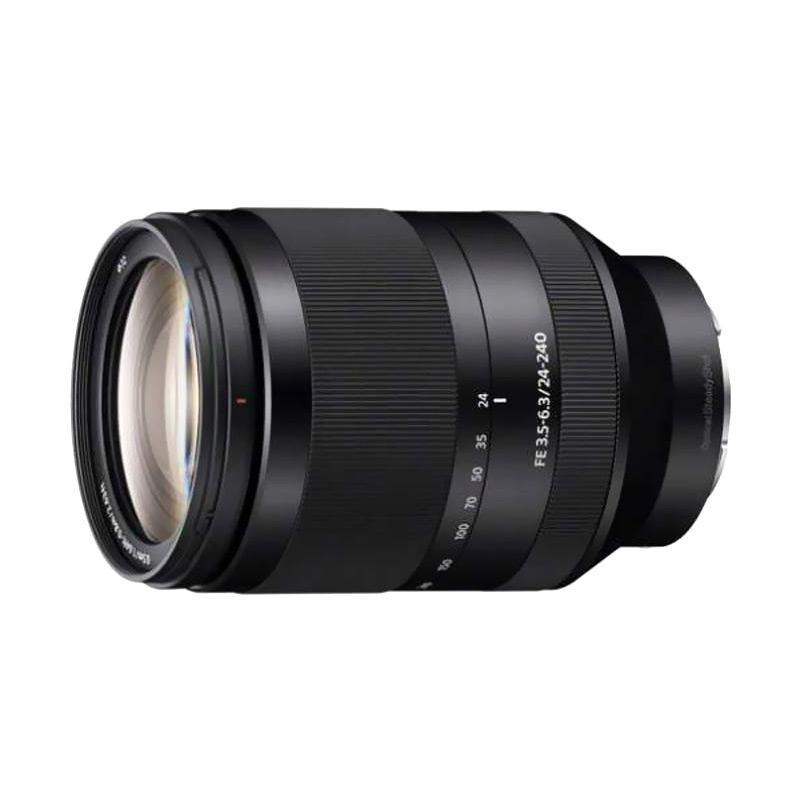 Sony SEL FE 24-240mm f/3.5-6.3 OSS Full Frame Lensa Kamera