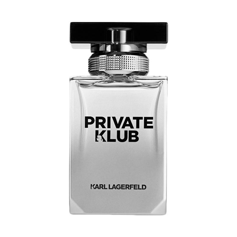 Karl Lagerfeld Private Klub Eau de Toilette Parfum Pria [50 mL]