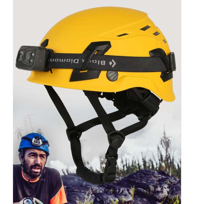 Details about  /Resistant Helmet with Visor Goggles for Outdoor Climbing Yellow Goggles