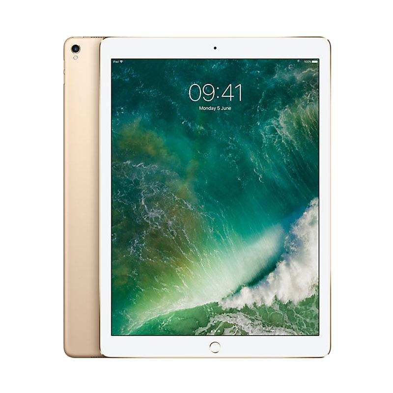 TERLARIS iPad Pro 12.9 2017 64 GB Tablet - Gold [Wi-Fi + Cellular 4G-LTE]