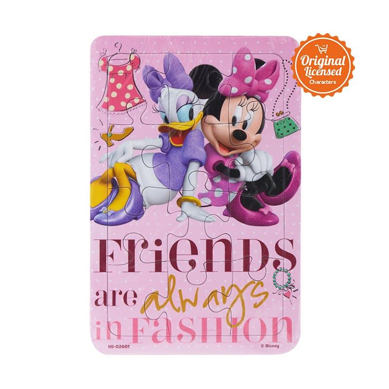 Daisy and Minnie Friends Forever Puzzle