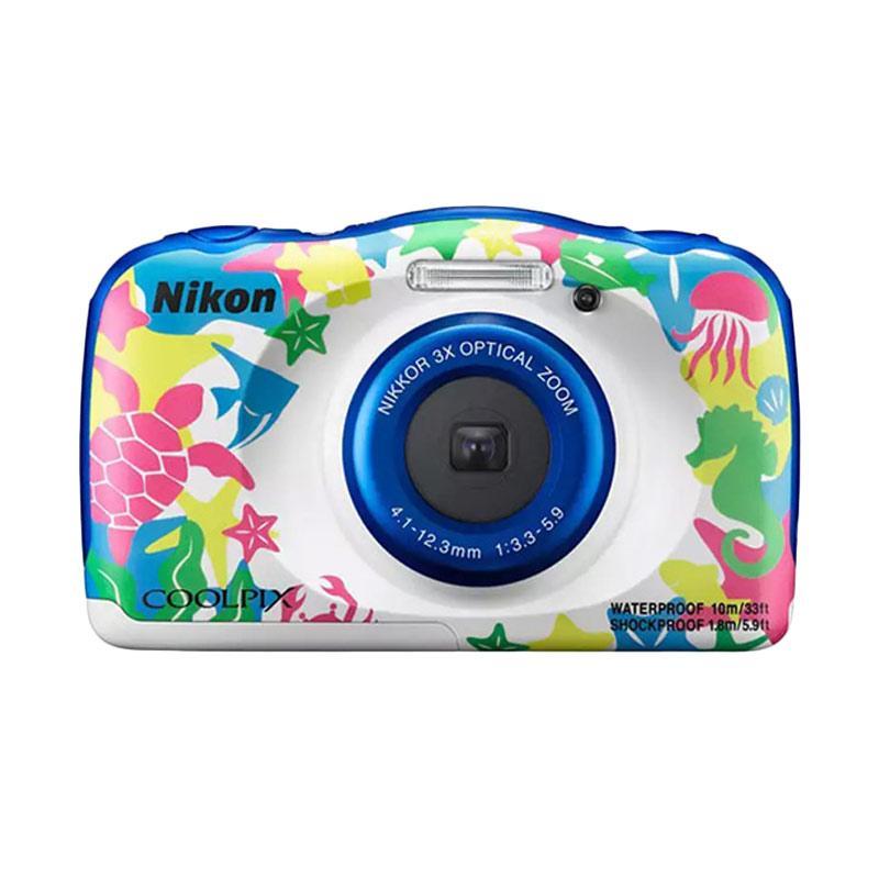 Nikon Coolpix W 100 White Trible