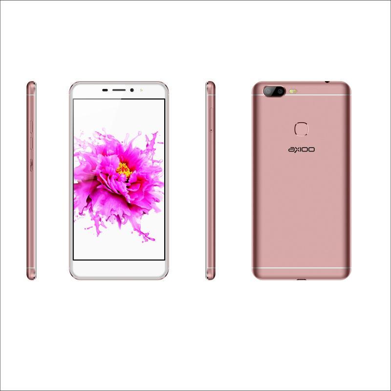 Axioo Venge 2 Smartphone - Rose Gold [16GB/ 2GB]