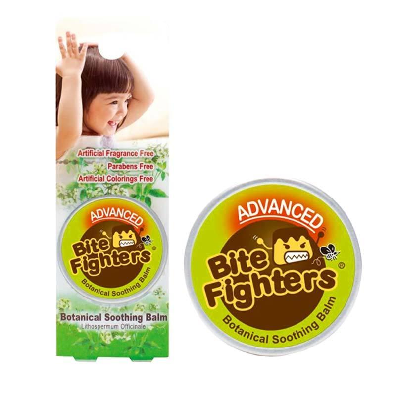 Bite Fighters Botanical Soothing Balm Lotion Pereda Gatal [10 g]