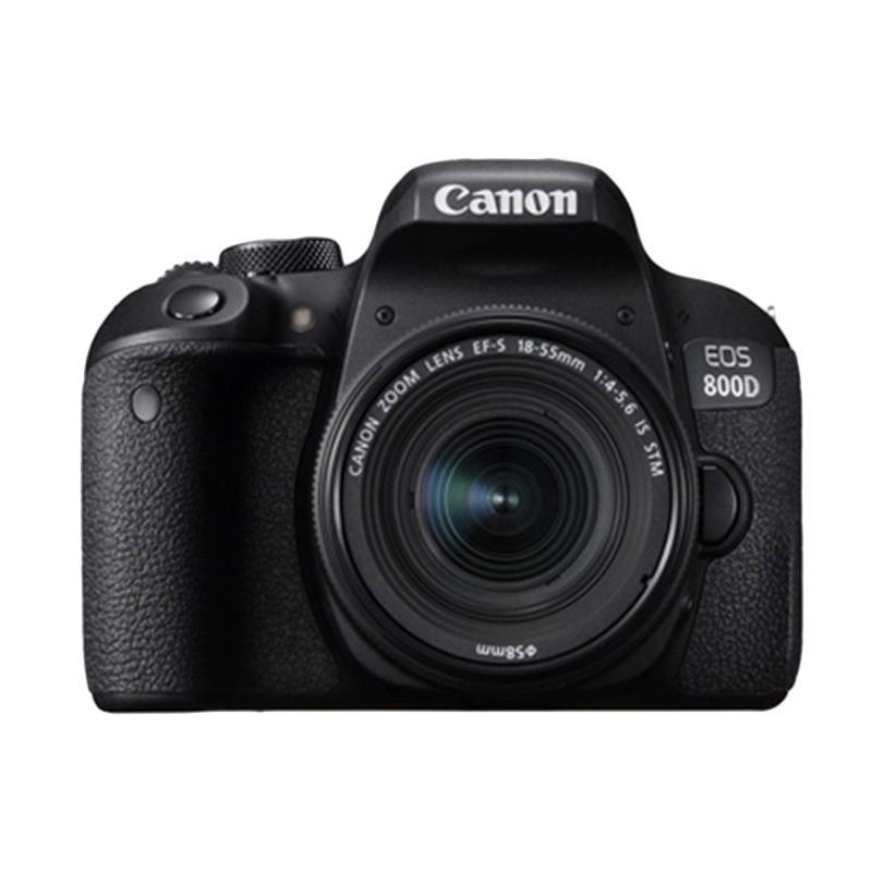 Canon EOS 800D Kit 18-135mm WiFi Kamera DSLR