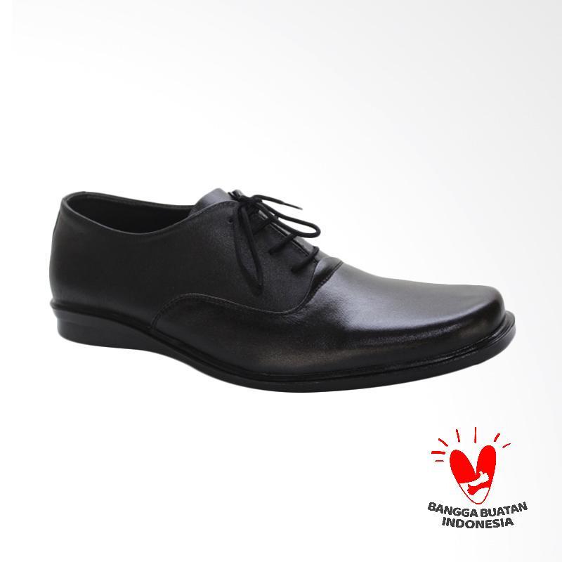 GRUTTY GR 81025 Sepatu Pria - Hitam