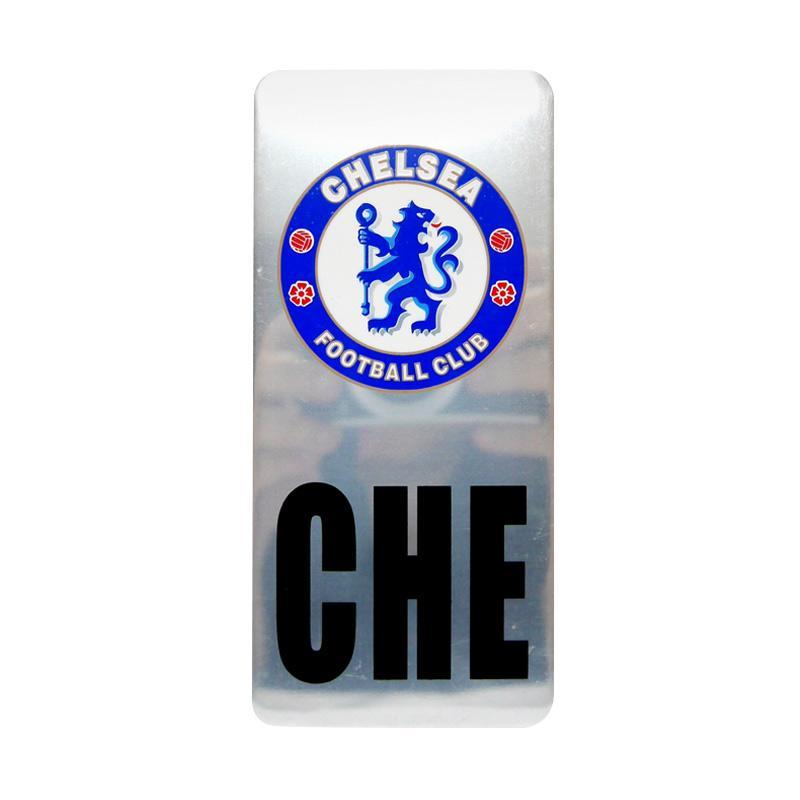 SIV EMB-P15 Klub Bola Chelsea Universal Emblem Plat Nomor Mobil
