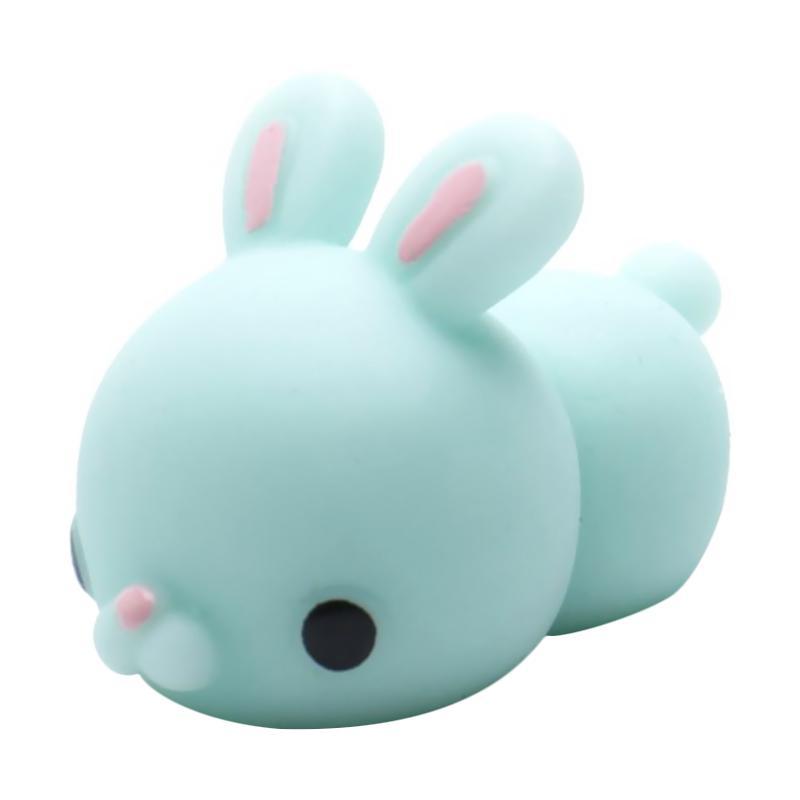 HAN MoniMoni Scented Original Korea Rabbit Squishy - Biru