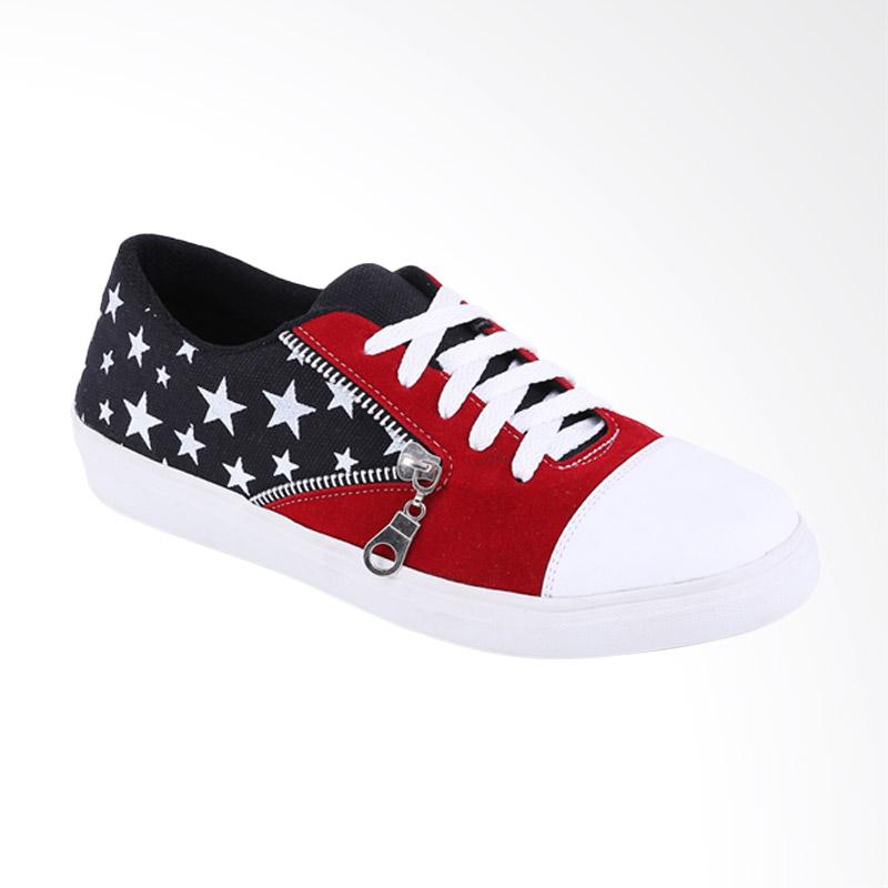 Garucci GNW 7218 Sneaker - Blue Red