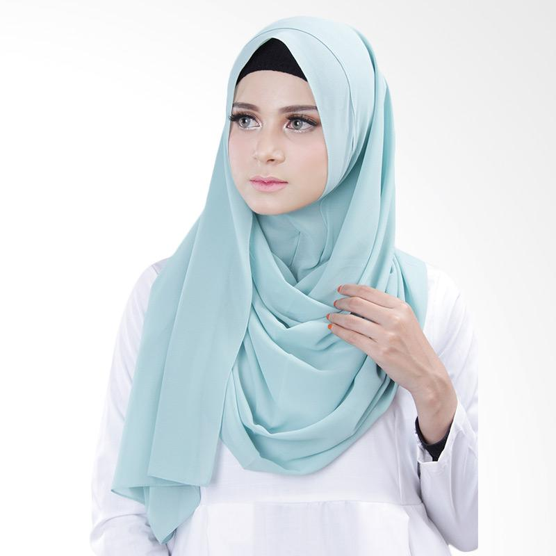 Cantik kerudung Bella Slip In Hijab Instant - Salted Egg No.6