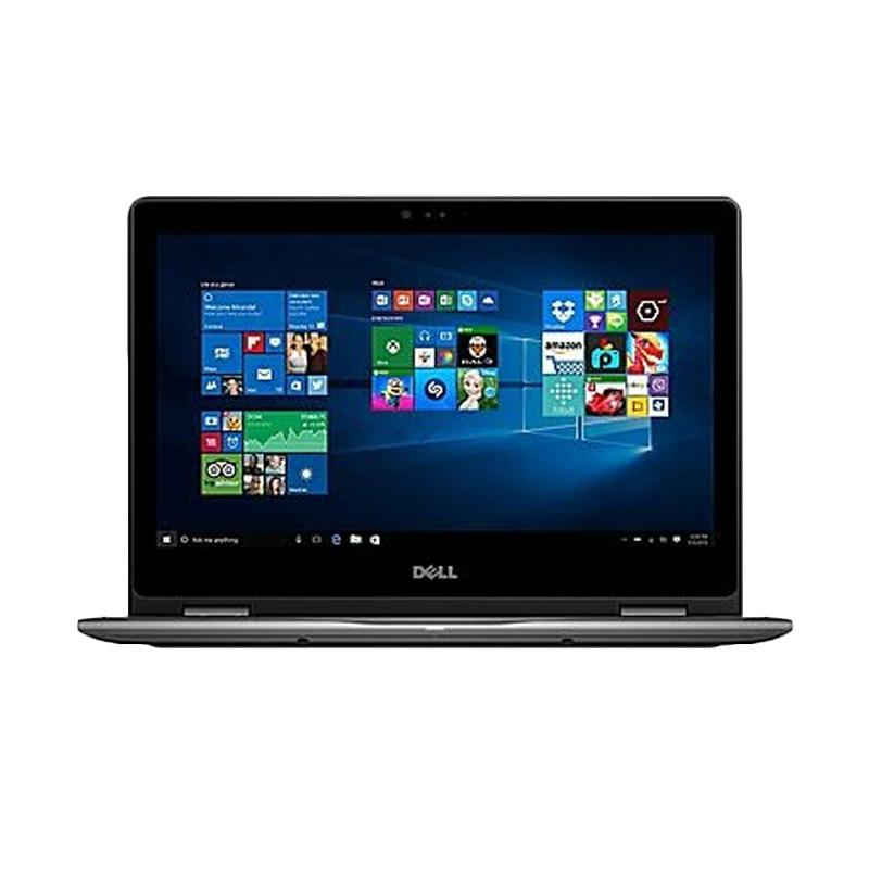 DELL Inspiron 13-5378 Flip Touch x360 Notebook - Gray [7200U/ 8 GB/ 1 TB]