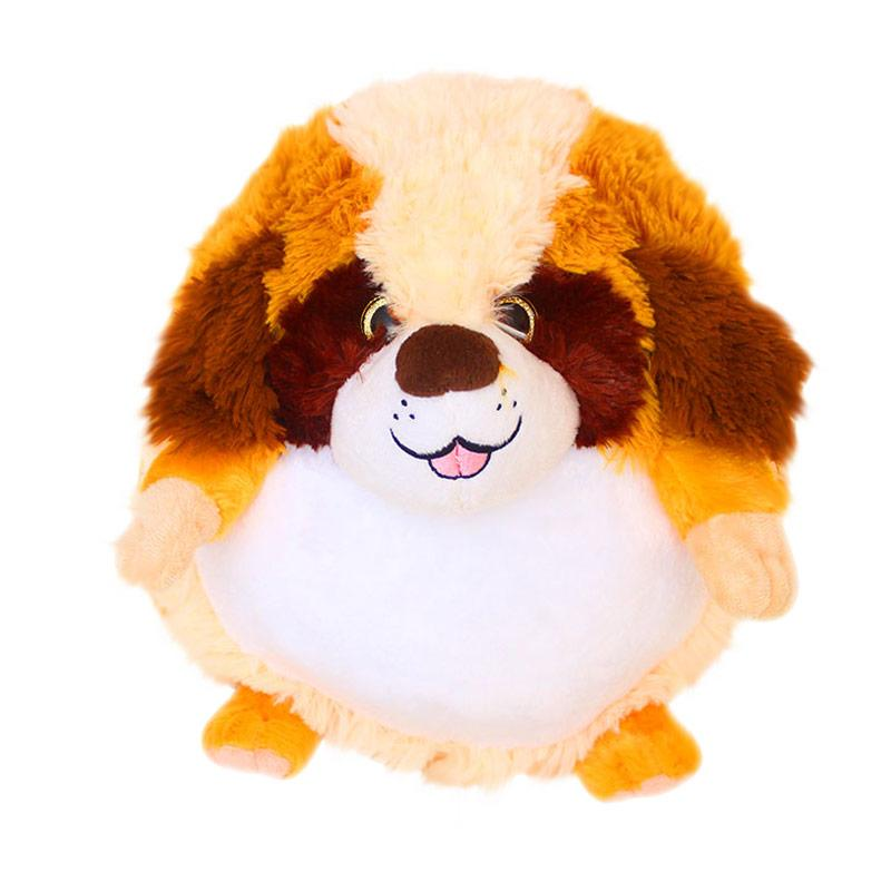 Istana Kado IKO0794 Body Round Dog Boneka Anjing
