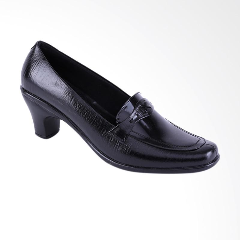 Garucci GLN 4232 Formal Shoes Sepatu Wanita - Black