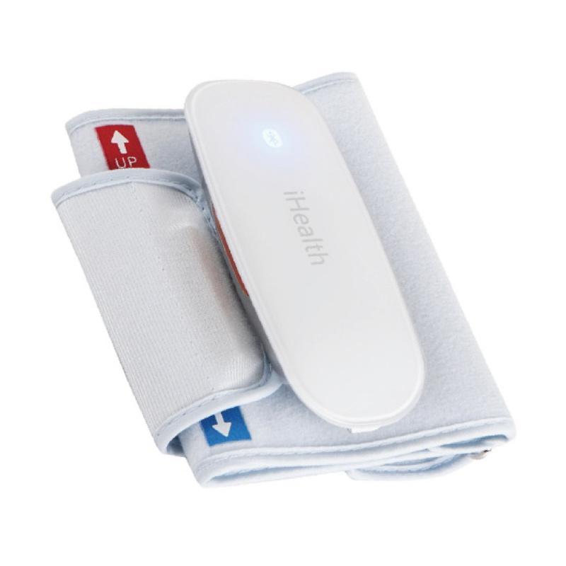 Ihealth Wireless Blood Pressure Monitor Alat Kesehatan