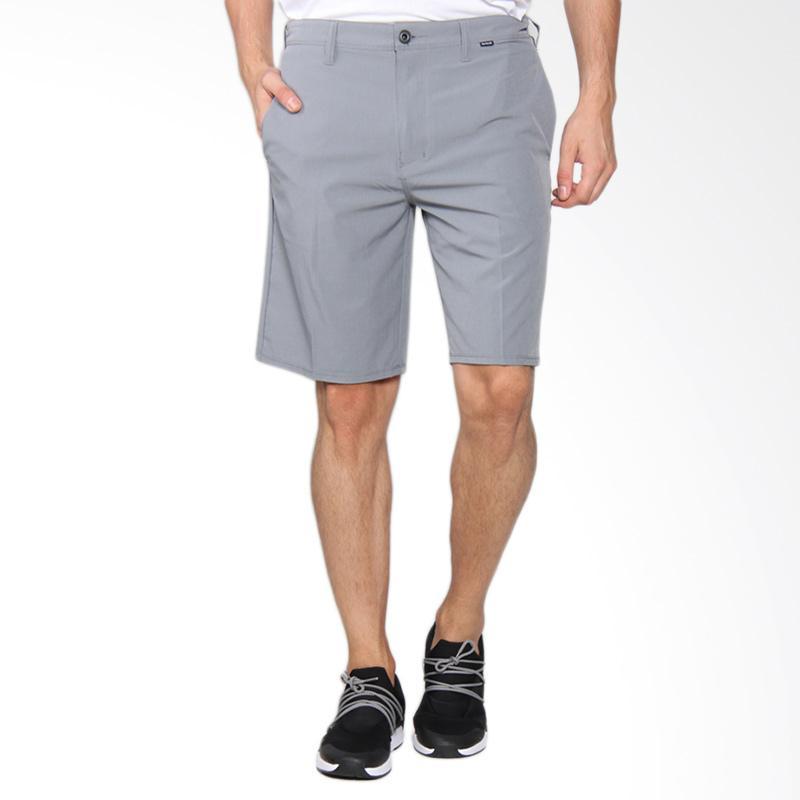 Hurley Phantom Flex Walk Short Celana Pendek Pria - Cool Grey MWS0005240 06B