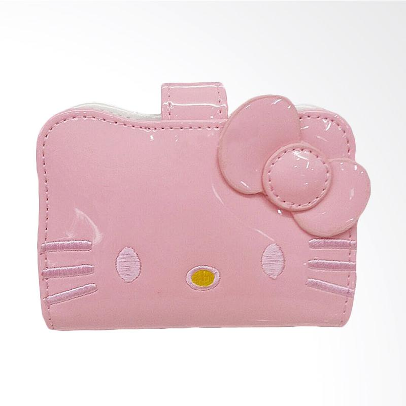 Hello Kitty HK KPL Dompet Kartu - Peach