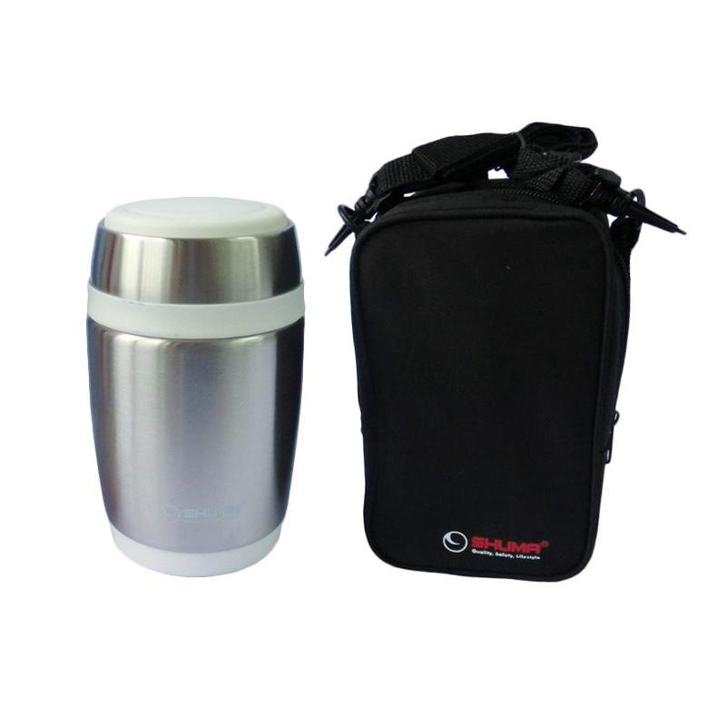 Chanel7 Shuma S/S Vacuum Food Jar - White [480 mL]