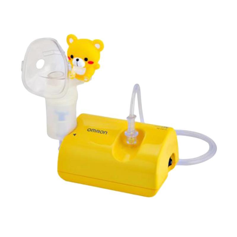 Omron NE-C801 KD Nebulizer Anak - Kuning