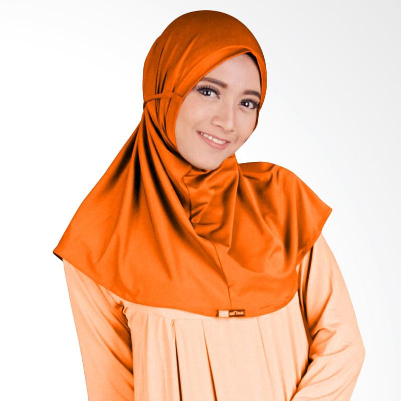 Nafisa Production Nisthavana Jilbab Cantik - Orange