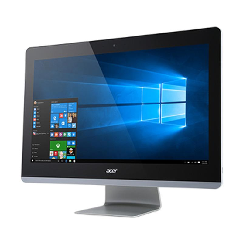 "Acer All-in-One Aspire Z20-780 Desktop PC [19.5""/ i3-6100U/ 4GB/ 500GB/ DOS/ DQ.B4RSN.001]"