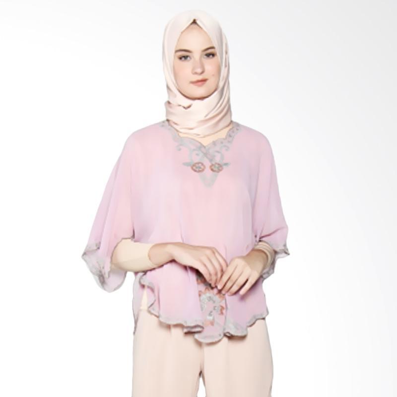 Yanna Azwar Ramona Blouse - Lavender