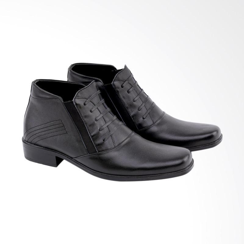 Garucci Sepatu Boot Formal Pria GL 0380