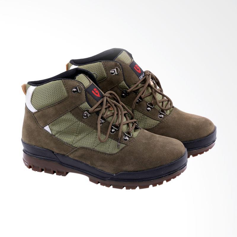 Garucci Sepatu Boot Pria GAJ 2053