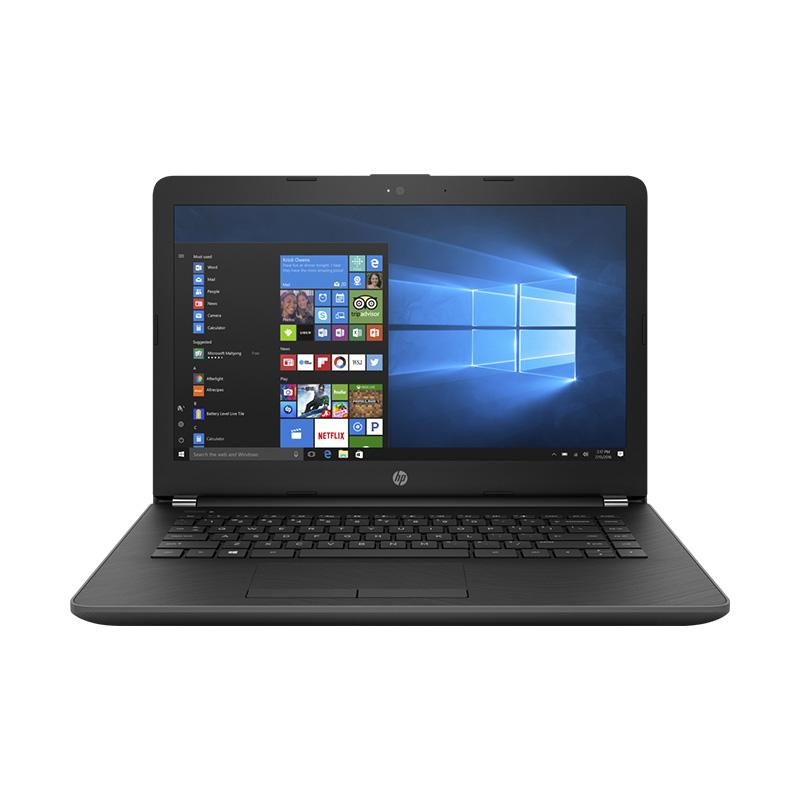 "HP 14-BW017AU Notebook - Grey [AMD 7th Gen A9-9420/4GB/500GB/14""/Dos]"