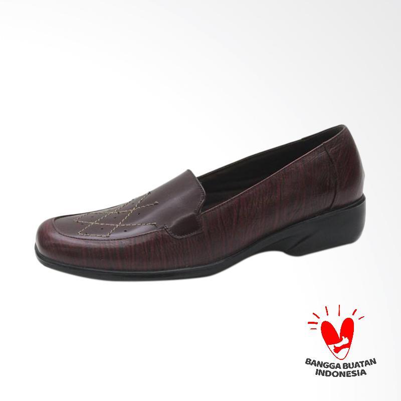 GRUTTY GR 82044 Sepatu Heels Wanita - Marron
