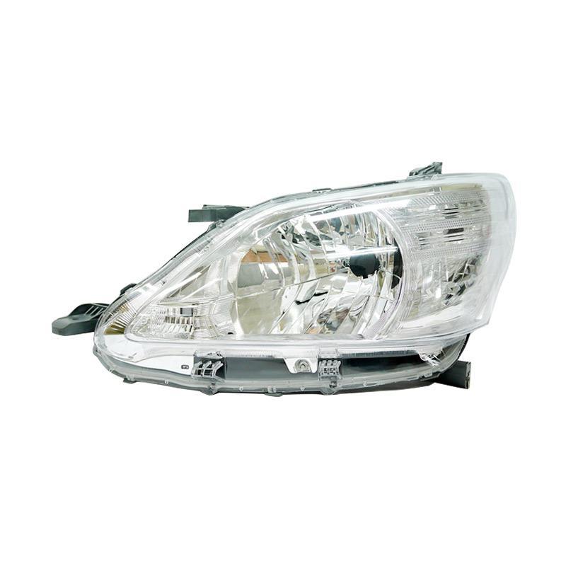 SIV K-MIN Model Standart Headlamp Lampu Depan Mobil for Toyota Innova Grand tahun 2011-2014