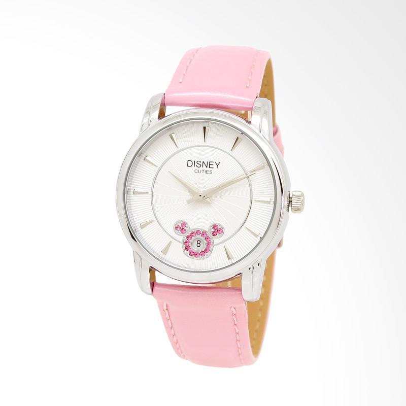 Disney MS5124-P Mickey Jam Tangan Wanita - Pink