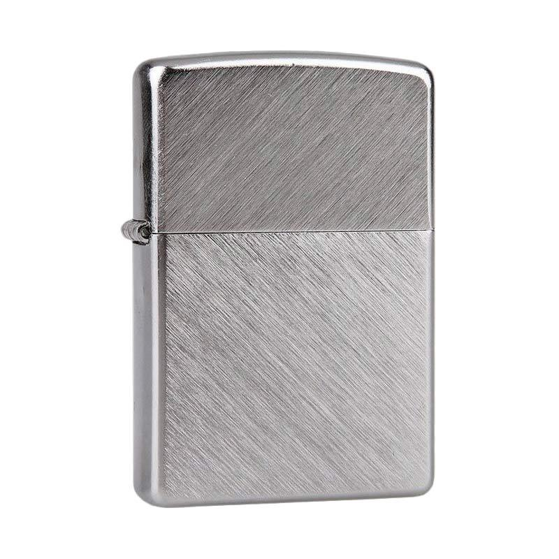 Zippo Herringbone Sweep Pocket Lighter