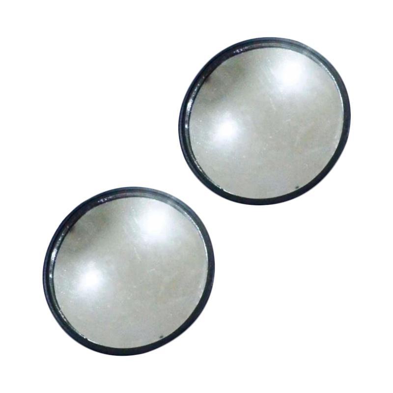 Raja Motor Blind Spot Convex Mirror Kaca Lensa Cembung [SPI9304]