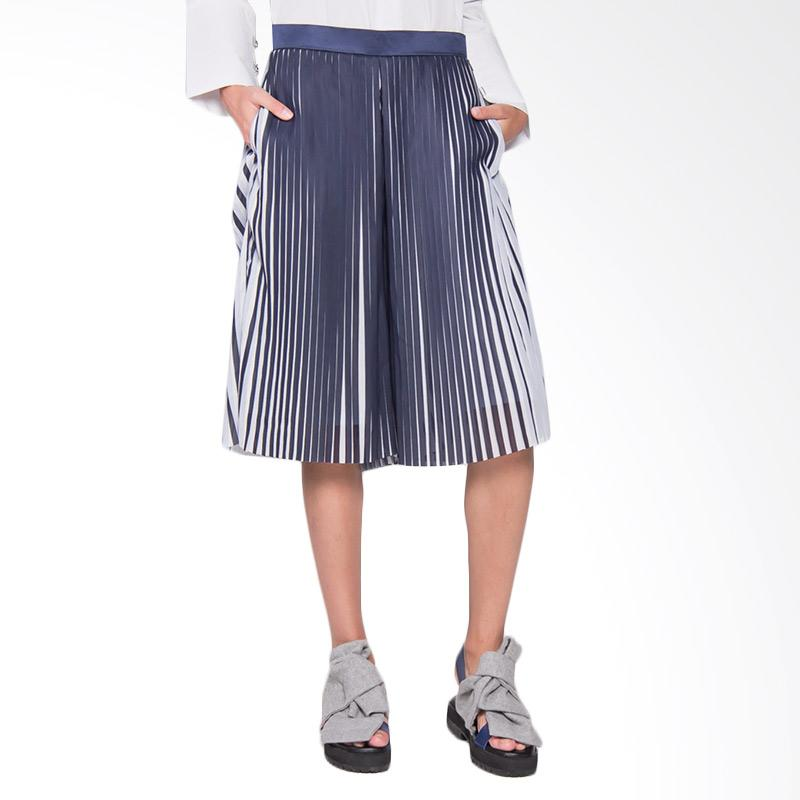 Hunting Fields PN001 Palma Pants Wanita - Blue Stripes