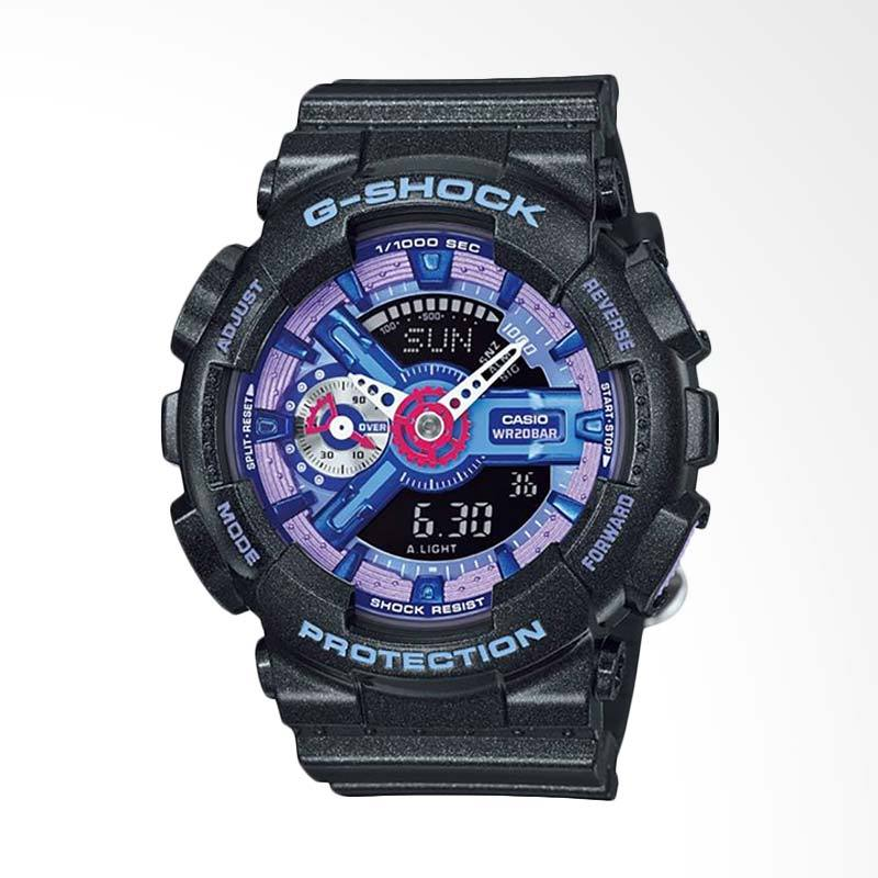 CASiO G-Shock Jam Tangan Pria - Black GMA-S110HC-1ADR