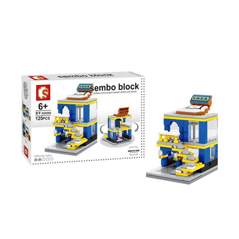Sembo SD6066 LKEA Mini Blocks