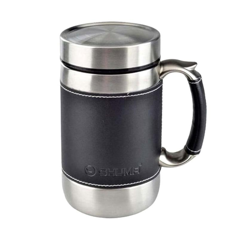 Chanel7 Shuma Vacuum Mug BG Stainless Steel 600 Ml