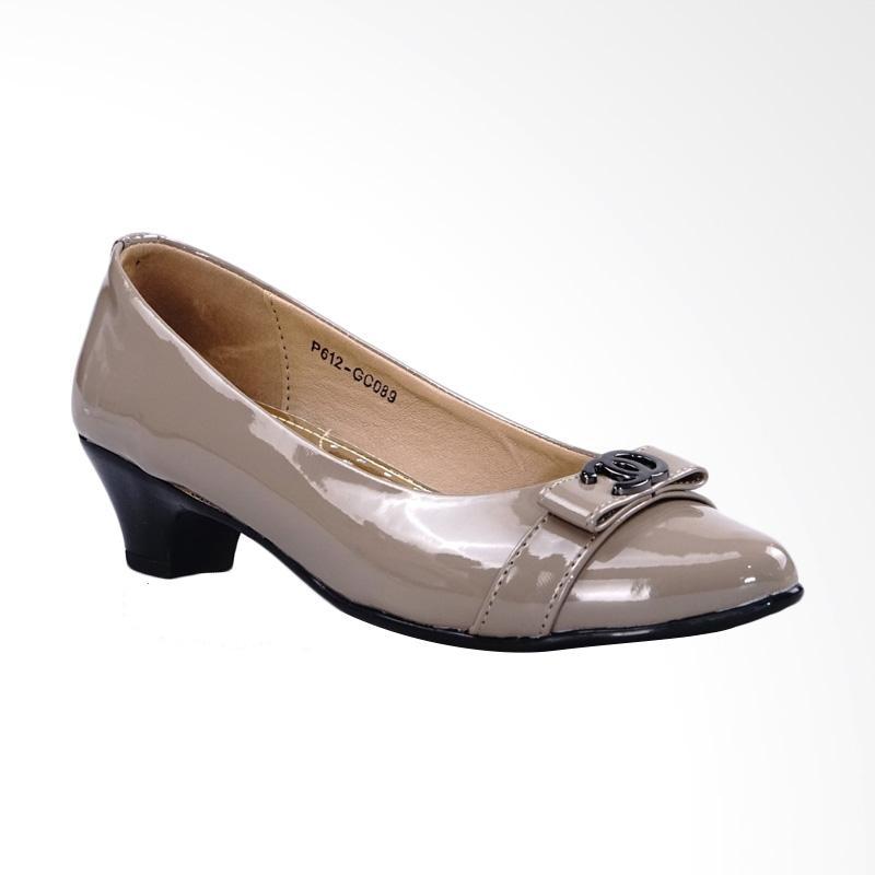 Ghirardelli Heels Bertha - Khaky