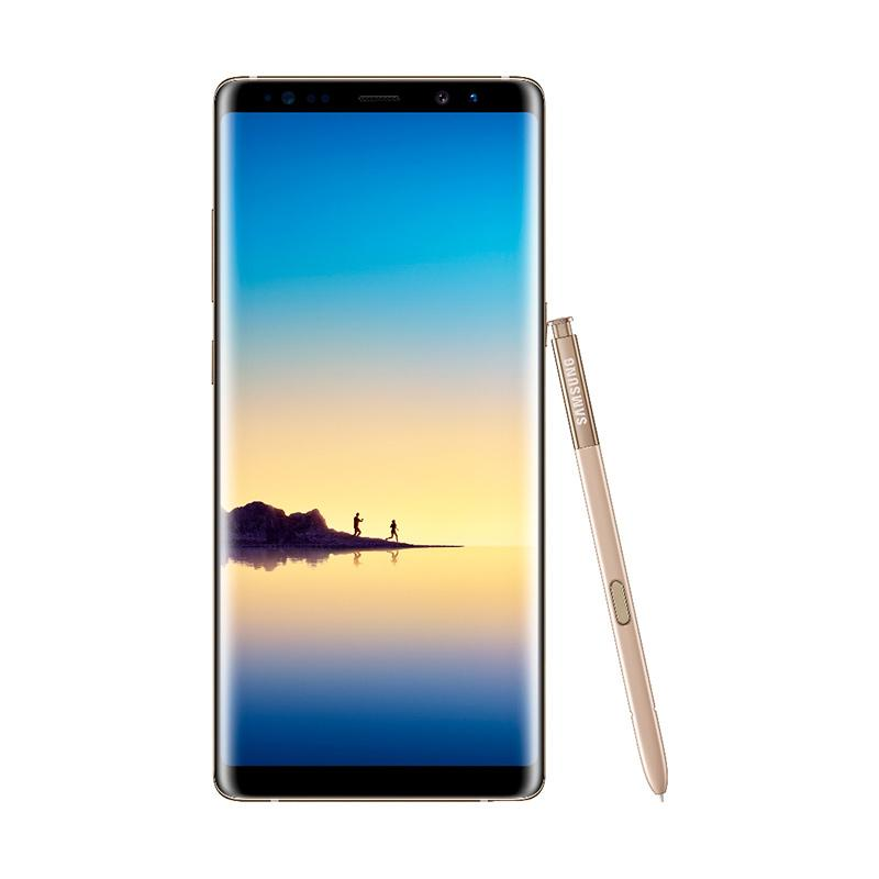Samsung Galaxy Note8 Smartphone - Maple Gold [B]
