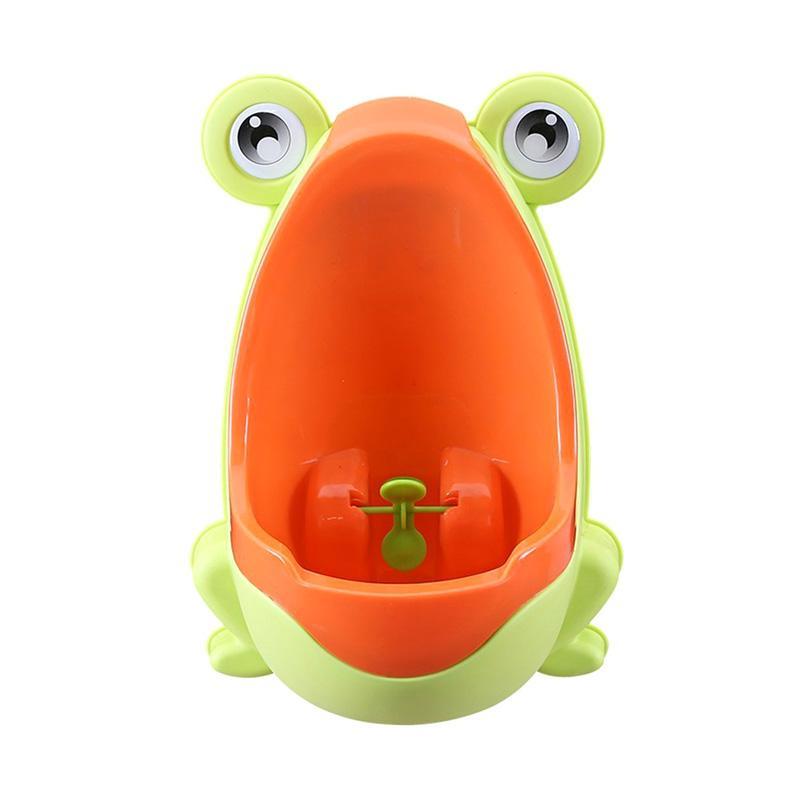Wonderland Pee Trainer Frog Toilet Training - Green Lime