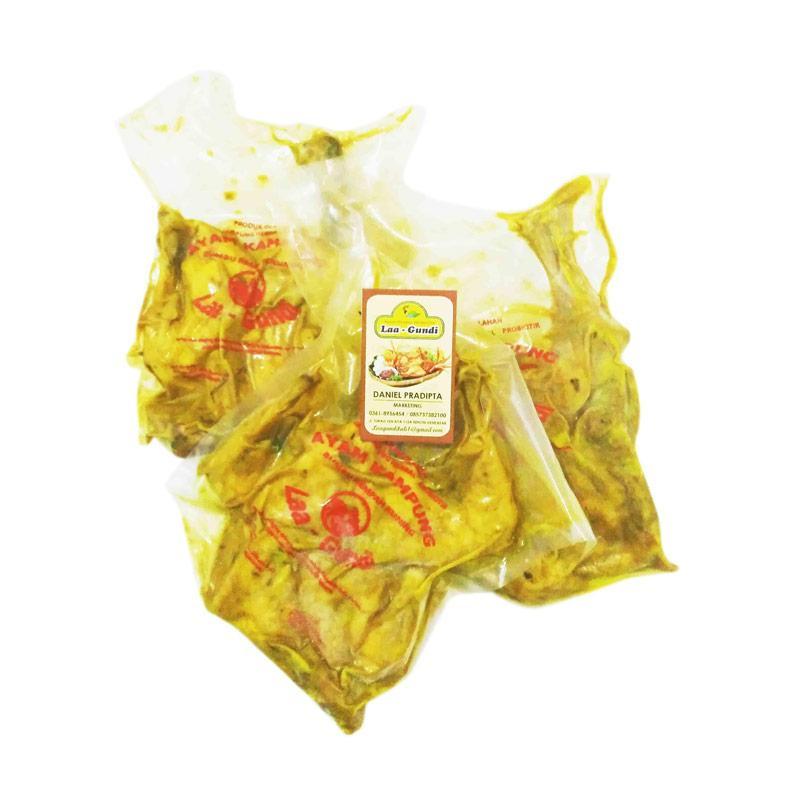 Laa-Gundi Ayam Kuning Herbal